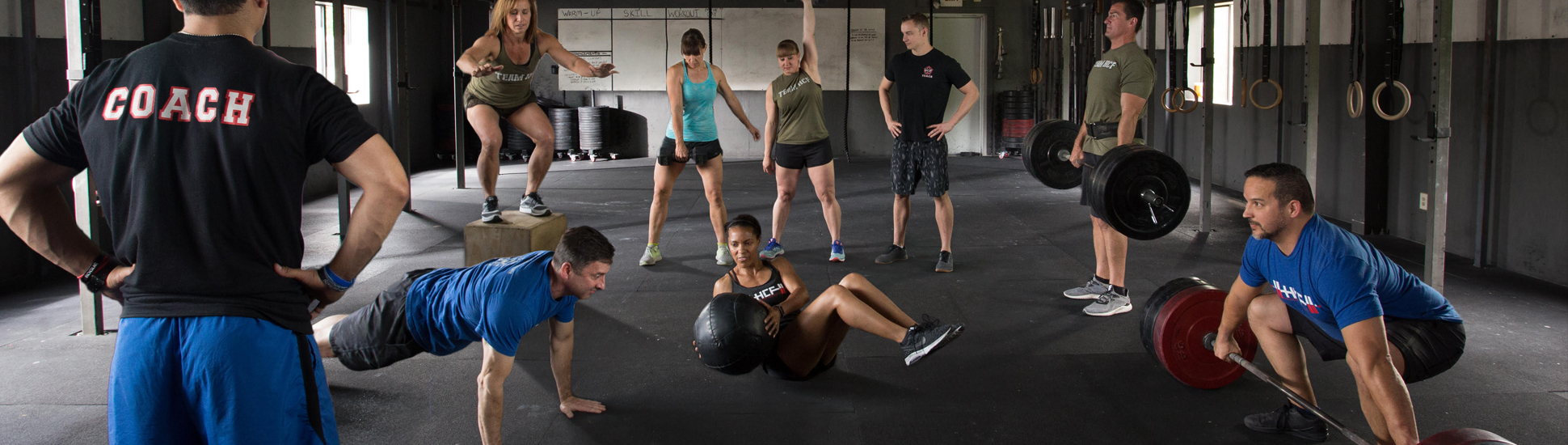 CrossFit Training in San Antonio TX