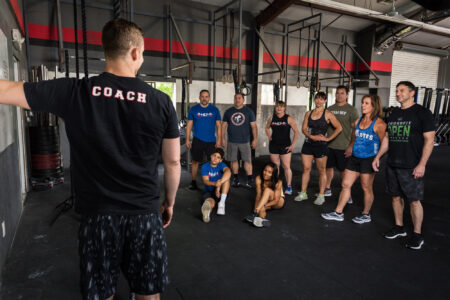 CrossFit Classes near San Antonio TX