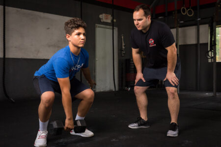 Junior High and High School Strength Training near San Antonio TX
