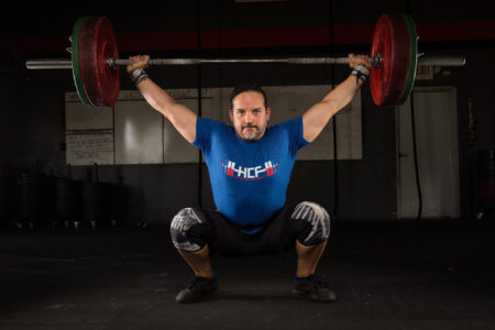 Olympic Lifting Training near San Antonio TX